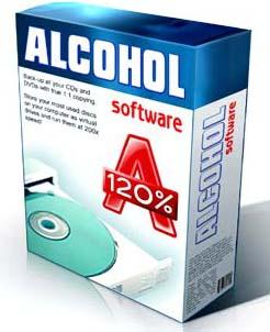 Alcohol 120% v1.9.6.4719+патч(кряк) Программы скачать бесплатно д